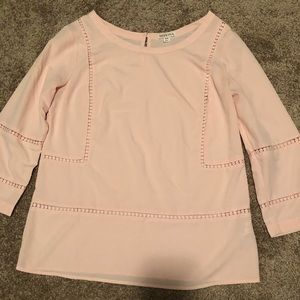 Merona 3/4 sleeve blouse. Size Medium